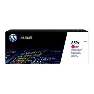 HP 659X トナーカートリッジ マゼンタ W2013X - 拡大画像