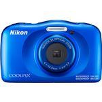 ニコン デジタルカメラ COOLPIX W150 ブルー COOLPIXW150BL
