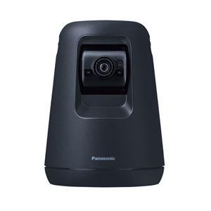 パナソニック(家電) HDペットカメラ (ブラック) KX-HDN215-K - 拡大画像