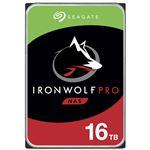 Seagate Guardian IronWolf Proシリーズ 3.5インチ内蔵HDD 16TB SATA6.0Gb/s 7200rpm 256MB ST16000NE000