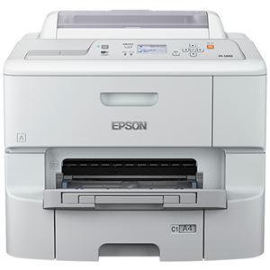エプソン A4カラービジネスインクジェットプリンター/耐久性30万ページ/2.2型液晶 PX-S860 - 拡大画像