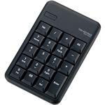 エレコム Bluetoothテンキーボード/Mサイズ/メンブレン/高耐久/ブラック TK-TBM016BK