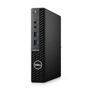 Dell Technologies OptiPlex 3080 Micro(Win10Pro64bit/4GB/Corei3-10100T/500GB/No-Drive/VGA/1年保守/Officeなし) DTOP081-001N1 - 拡大画像
