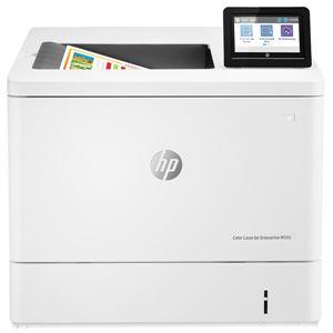 HP LaserJet Enterprise Color M555dn 7ZU78A#ABJ - 拡大画像
