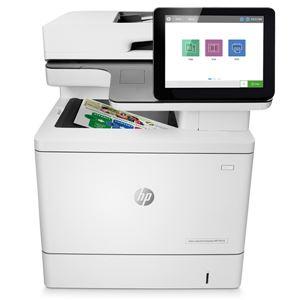 HP LaserJet Enterprise Color MFP M578dn 7ZU85A#ABJ - 拡大画像