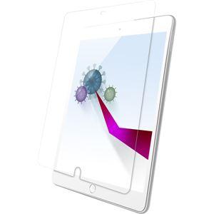 バッファロー(サプライ) 2020年/2019年iPad 10.2用抗ウイルス・抗菌フィルム BSIPD19102FAVBGZ - 拡大画像