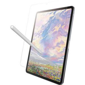 バッファロー(サプライ) 2020年iPad Air用フィルム 紙感覚ブルーライトカット BSIPD20109FPLBC - 拡大画像