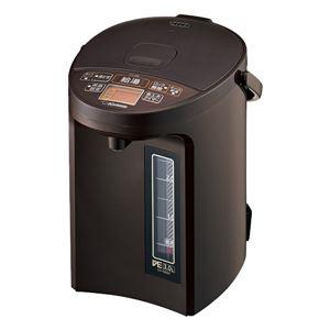 象印マホービン 3.0L マイコン沸とうVE電気まほうびん ブラウン CV-GB30 TA - 拡大画像