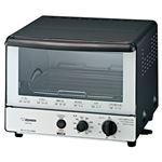象印マホービン 温度調節&上下グリル オーブントースター モノトーン EQ-SA22 BW
