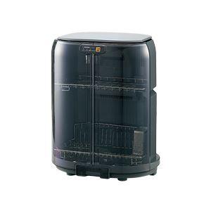 象印マホービン タテ型省スペース食器乾燥機 グレー EY-GB50 HA - 拡大画像