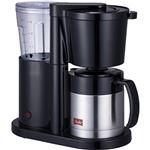 メリタジャパン 浄水コーヒーメーカー 【オルフィ】 ブラック SKT52-1-B