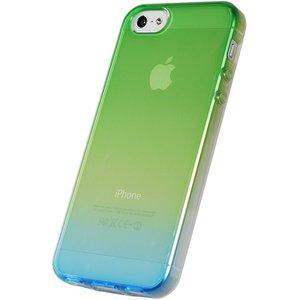 iPhone5/5S用TPUソフトケース 染 - 拡大画像