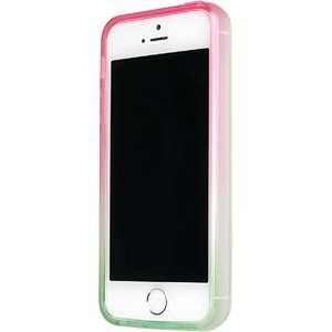iPhone5/5S用TPUソフトバンパー 染BUMPER2 - 拡大画像