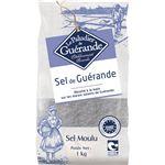 (お徳用 6セット) アクアメール セルマランドゲランド/ゲランドの塩(顆粒) 1kg ×6セット