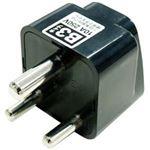 (まとめ買い)MCO 海外用電源変換プラグ シングルコンセントタイプ B3タイプ MBA-AB3×13セット