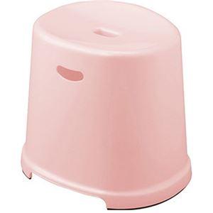 ポーリッシュ 風呂椅子 40cm パールピンク - 拡大画像