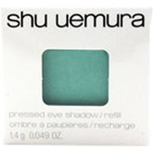 (まとめ買い)シュウウエムラ プレスド アイシャドー P540 ソフトブルーグリーン レフィル 1.4g×2セット - 拡大画像