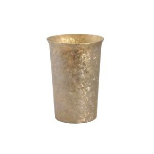 HORIE チタン二重タンブラー 窯創り 広口 290cc ゴールド - 拡大画像