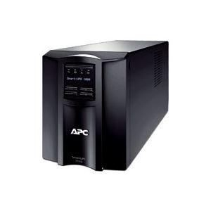 APC UPS 無停電電源装置 Smart-UPS 1000 LCD 100V タワー型 1000VA/670W SMT1000J 1台