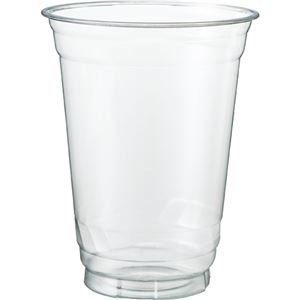 (まとめ) サンナップ ペットリファインプラカップ 520ml C5250PRC 1パック(50個) 【×5セット】 - 拡大画像