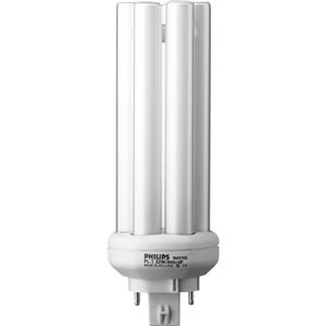 フィリップス コンパクト形蛍光ランプ 32W形 電球色 PL-T32W/830/4P 1個 - 拡大画像