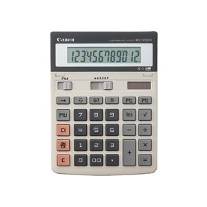 大型電卓 12桁卓上タイプ WS-1200HL - 拡大画像