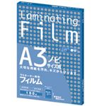 アスカ ラミネーター専用フィルム A3ノビ 100μ BH910 1パック(100枚)