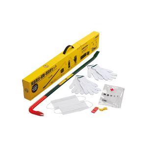 エマージー 緊急脱出・避難・救助用セット EM002 1セット - 拡大画像