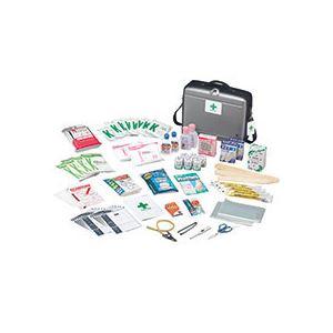 コクヨ 救急用品セット(防災の達人) 多人数タイプ DRK-QL1C 1セット - 拡大画像