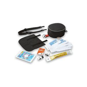 コクヨ 救急用品セット(防災の達人) ヘルメットタイプ DRK-SH1D 1セット - 拡大画像