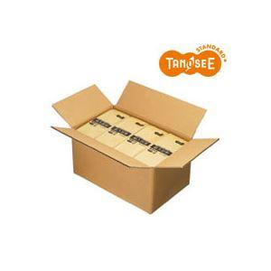 (まとめ)TANOSEE 筋入封筒 32g 長4 〒枠なし 100枚入×40パック - 拡大画像