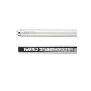 (まとめ)一般形蛍光ランプ 40W形 グロー 白色 25本入×4箱 - 拡大画像