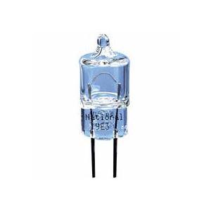 (まとめ)12V用ミニハロゲン電球 J12V10WS 10W 10個入 - 拡大画像