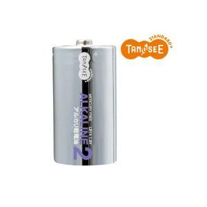 (まとめ)TANOSEE 単2形 アルカリ乾電池 2本入×150パック - 拡大画像