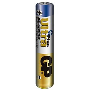 (まとめ)UltraPlus アルカリ電池 単4形 4本×10パック - 拡大画像