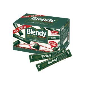 (まとめ)ブレンディ スティックコーヒー 2g 100本入×6箱 - 拡大画像