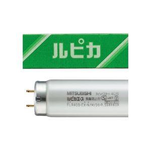 (まとめ)飛散防止形ランプ 直管ラピッド 40形 昼白色×25本 - 拡大画像