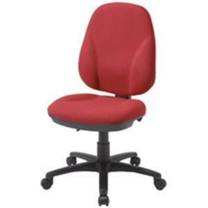 オフィスチェアー(OAチェア) Jura(ジュラ) レッド(赤)