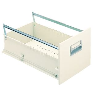 (まとめ) ライオン事務器 ファイリングキャビネット用ハンガーフレーム A4サイズ用 C-HM-A4 1セット 【×4セット】
