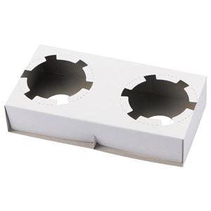 (まとめ)水野産業コーン&カップホルダー1パック(50枚)【×5セット】