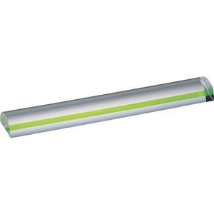(まとめ) 共栄プラスチック カラーバールーペ15cm グリーン CBL-700-G 1個 【×10セット】 - 拡大画像