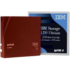 IBM LTO Ultrium8データカートリッジ 12.0TB/30.0TB 01PL041 1巻 - 拡大画像