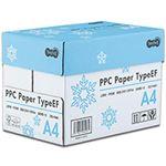 (まとめ)TANOSEE PPC PaperType EF A4 1箱(2500枚:500枚×5冊) 【×3セット】