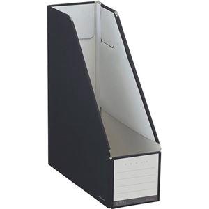 (まとめ)コクヨ ファイルボックス(NEOS)スタンドタイプ A4タテ 背幅102mm ブラック フ-NEL450D 1冊 【×20セット】