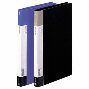 (まとめ)ライオン事務器 PPレターファイルA4タテ 120枚収容 背幅18mm 青 LF-163アオ 1冊 【×10セット】