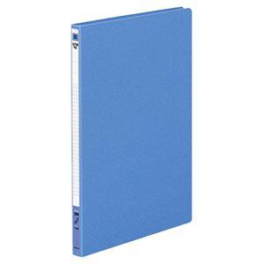 (まとめ)コクヨ レターファイル 右天とじA4タテ 120枚収容 背幅20mm 青 フ-560B 1セット(10冊) 【×2セット】