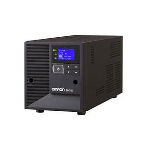 オムロン LCD搭載タワー型ラインインタラクティブ UPS 750VA/680W BN75T 1台