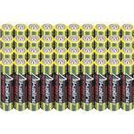 メモレックス・テレックス アルカリ乾電池単4形 LR03/1.5V40S 1セット(400本:40本×10パック)