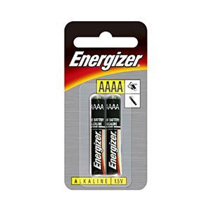 (まとめ)エナジャイザー アルカリ乾電池 単6形E96-B2 1パック(2本)【×10セット】 - 拡大画像