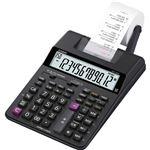 カシオ プリンター電卓 12桁HR-170RC-BK 1台